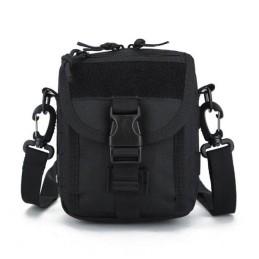 Bolsa portaaccesorios negra