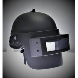 Casco dummy estilo nivel 3 negro