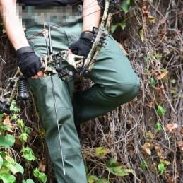 Pantalón táctico X9 verde OD