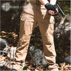 Pantalón táctico X7 dark earth tan