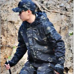 Chaqueta G8 multicam black