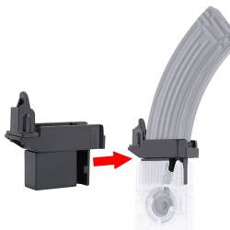 Adaptador AK para speed loader 1000 bbs