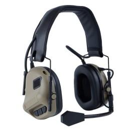Headset simple tan