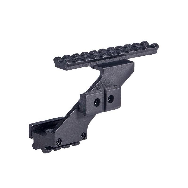 Montura rail pistola