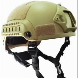 Casco MICH 2001 Spec Ops tan