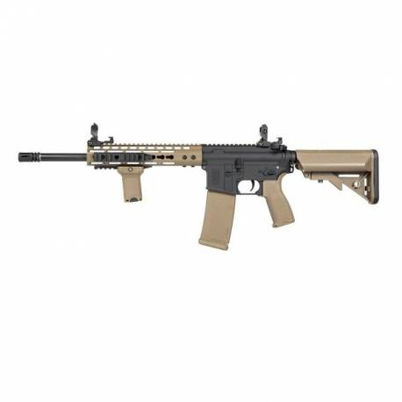 Fusil AEG SA-E09 HT EDGE RRA negro y tan Specna Arms
