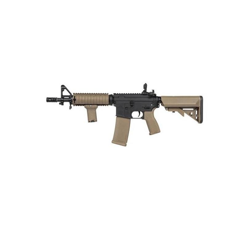 Fusil AEG SA-E04 HT EDGE RRA negro y tan Specna Arms
