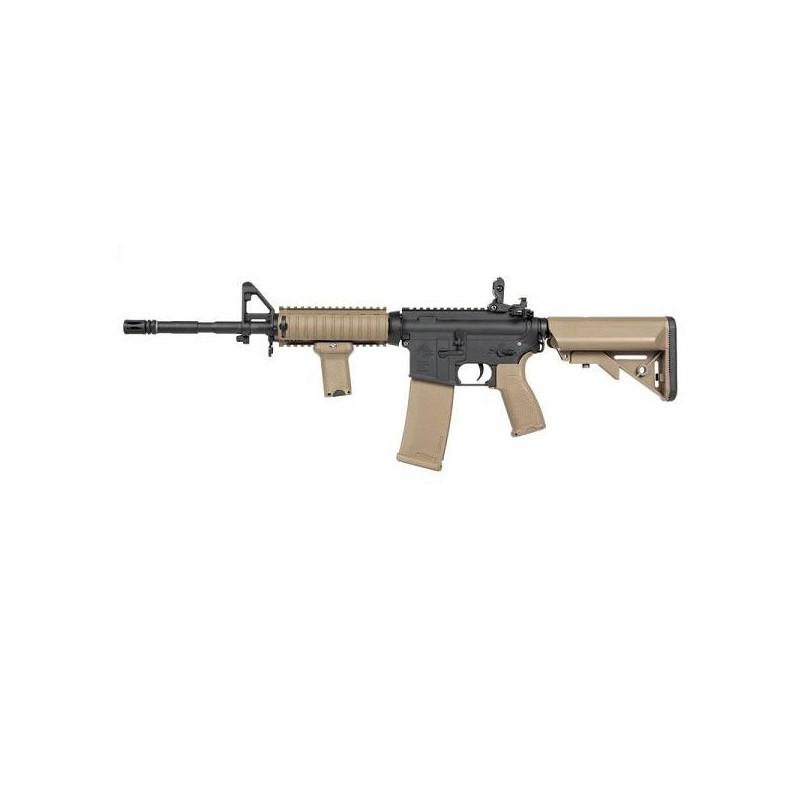Fusil AEG SA-E03 HT EDGE RRA negro y tan Specna Arms
