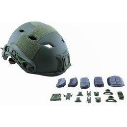 Casco Base Jump verde