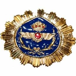 Placa cartera metálica Ejército Aire