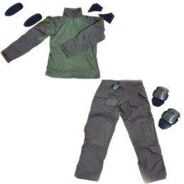 Uniforme deluxe combat ranger green