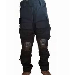 Pantalón combat negro