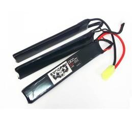 Batería li-po 11,1 V 1300 mAh 25C 3 elementos