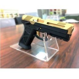 Pistola GBB AG-17 gold HG182AASGB-C
