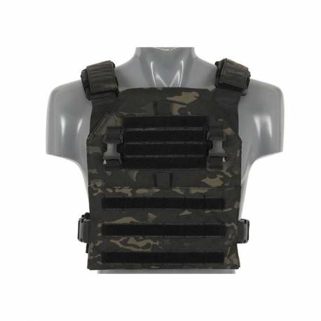 Chaleco Multi-mission plate carrier tan