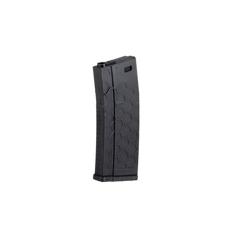 Cargador mid-cap 120 bbs M4 negro