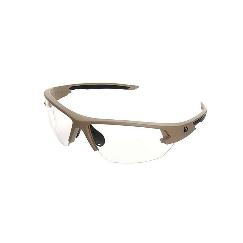 Gafas antivaho clear tan