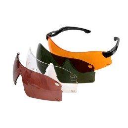 Gafas antivaho set de lentes