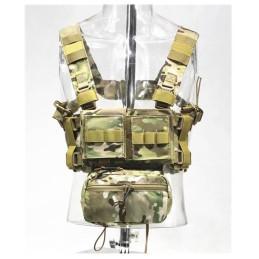 Mini chest rig multicam