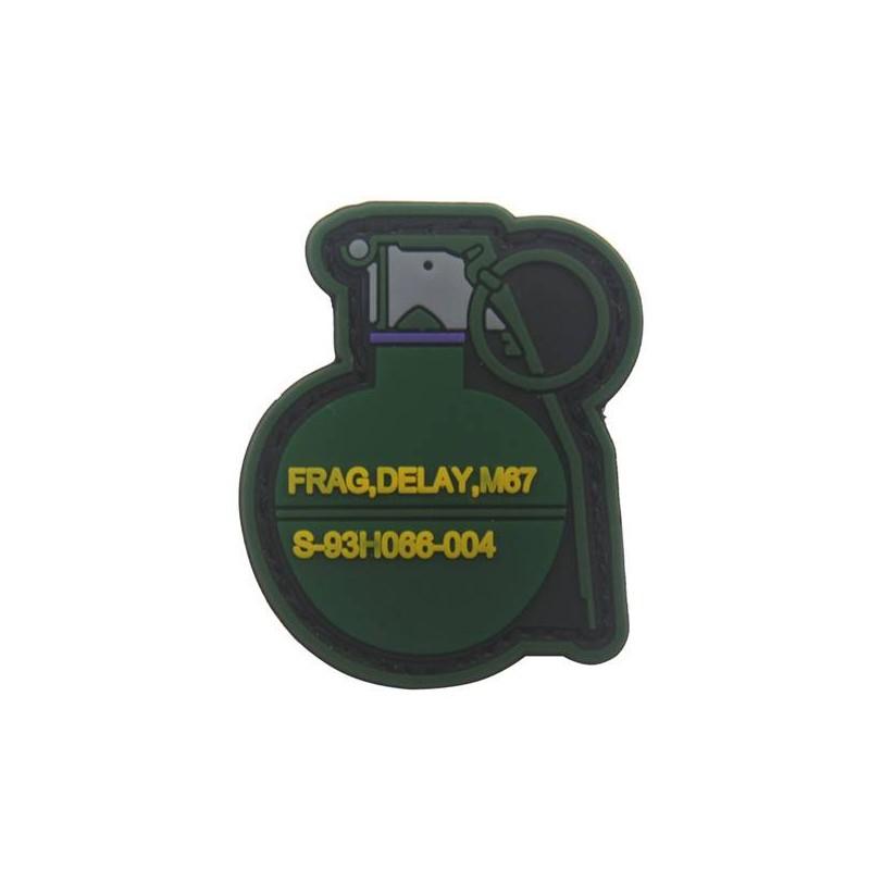 Parche granada 1
