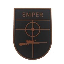 Parche PVC sniper