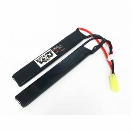 Batería li-po 7,4 V 1300 mAh 25C 2 elementos
