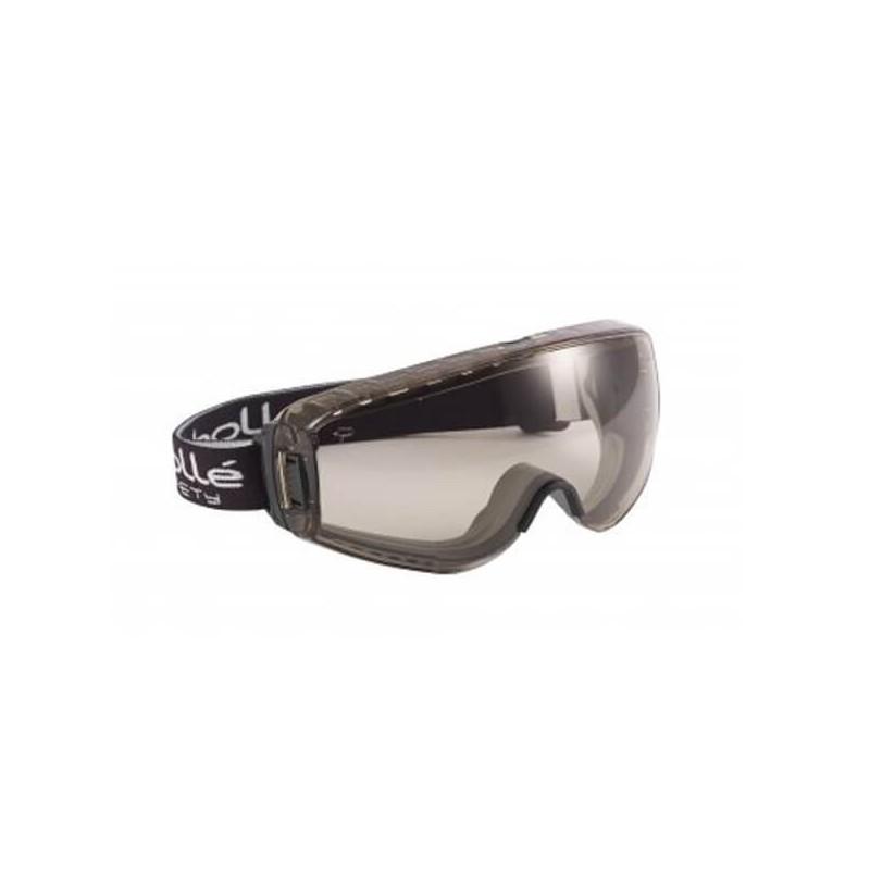 Gafas Pilot II Platinum marrón