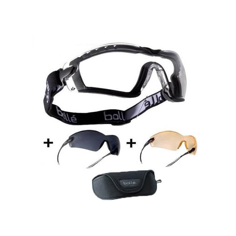 Gafas cobra kit negra