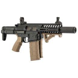 Fusil AEG Shield K tan/negro Lonex