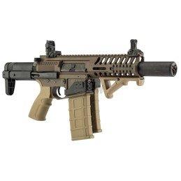 Fusil AEG Shield K verde/negro Lonex