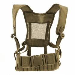 Chaleco molle first line tan