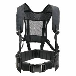 Chaleco molle first line negro