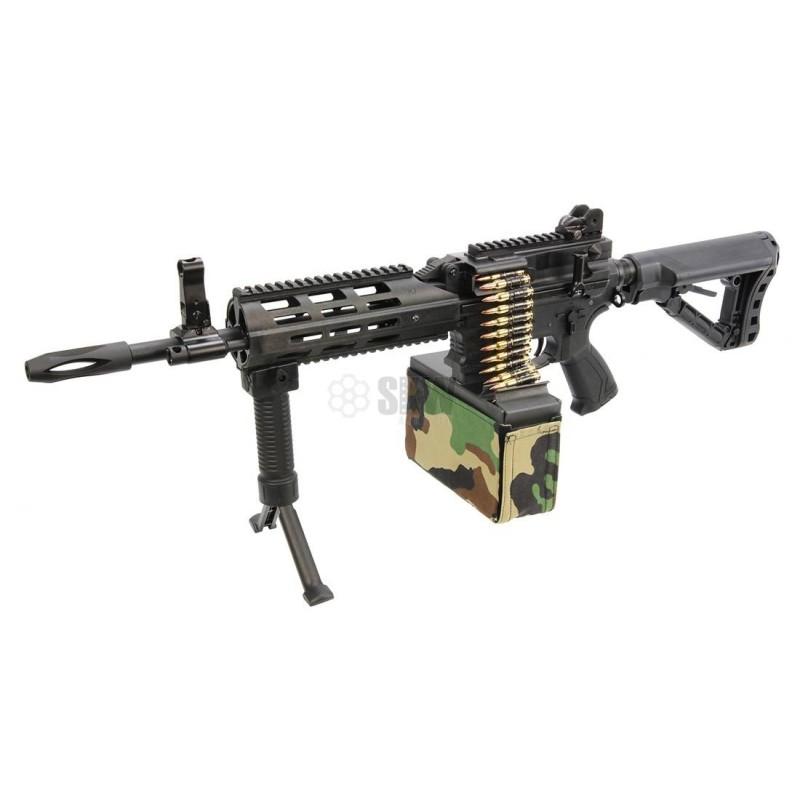 Fusil apoyo AEG CM16 LGM Combo G&G
