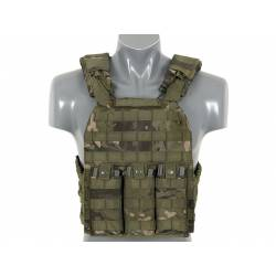 Chaleco First Defense Plate Carrier multicam tropic