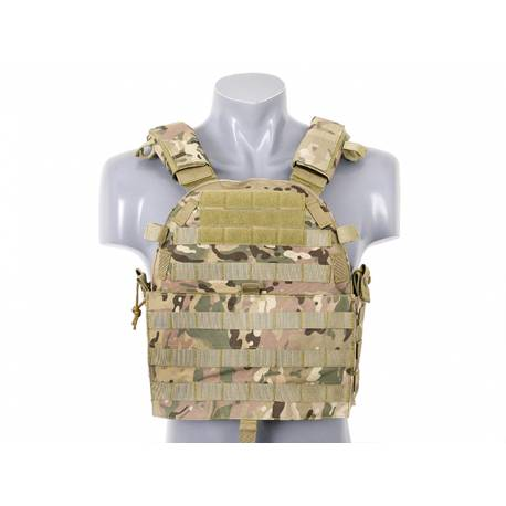 Chaleco ultimate operator plate carrier tan