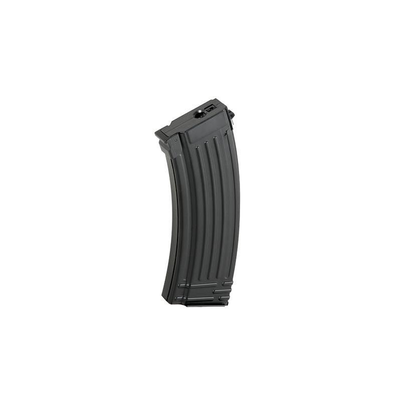 Cargador mid-cap AK47 negro metálico