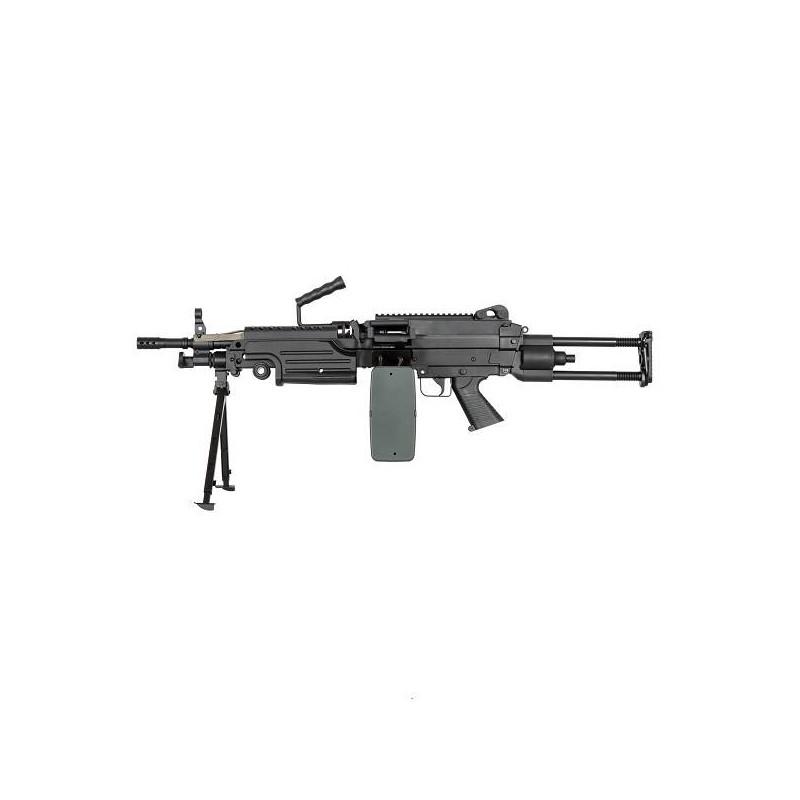 Minimi airsoft M249 Specna Arms