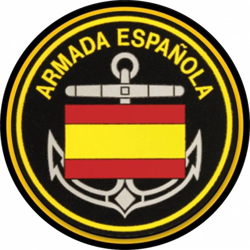 Parche Armada Española bandera