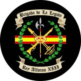 Parche Brigada de la Legión