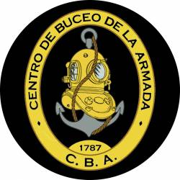 Parche Centro de Buceo de la Armada CBA