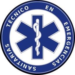 Parche Técnico en Emergencias Sanitarias