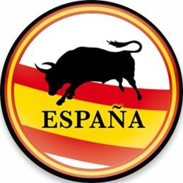 Parche España toro