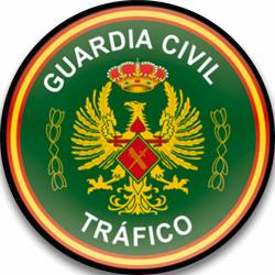 Parche Guardia Civil Tráfico