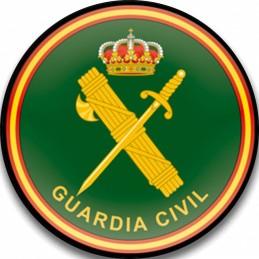 Parche Guardia Civil escudo