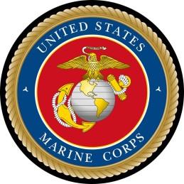 Parche United States Marine Corps