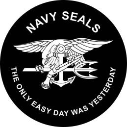 Parche Navy Seals