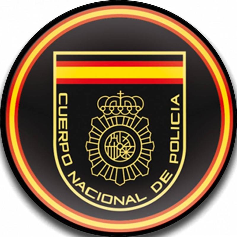 Parche Cuerpo Nacional de Policía