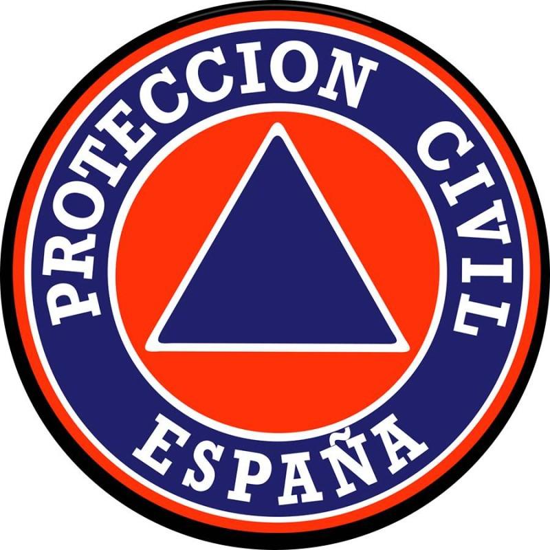 Parche Protección Civil España