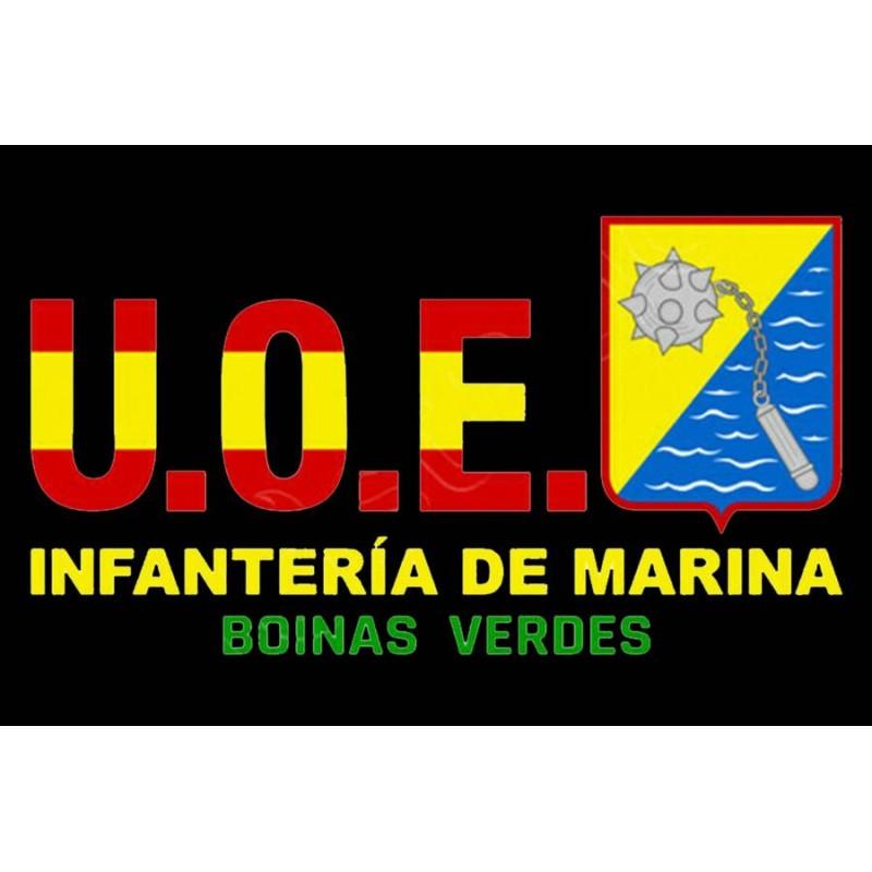 Parche UOE Infantería de Marina Boinas Verdes