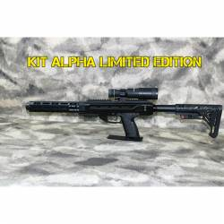 Kit Alpha Limited Edition para Socom
